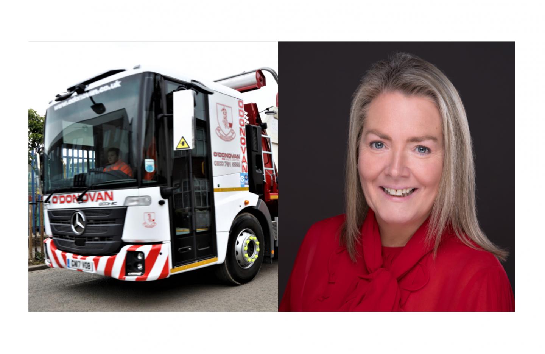 Jacqueline O'Donovan - Managing Director - O'Donovan Waste Disposal UK