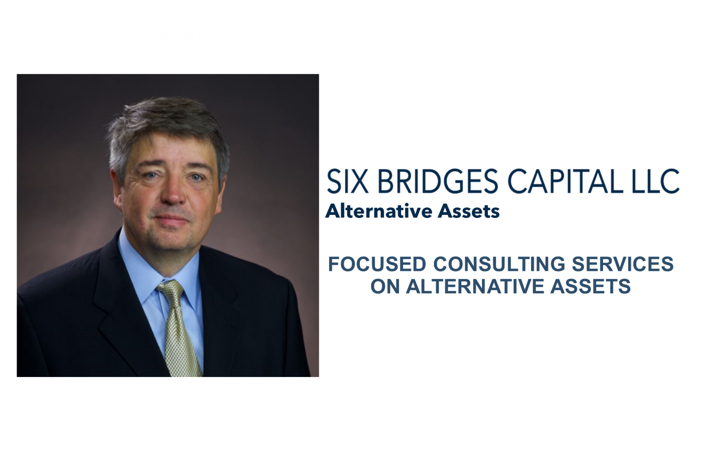 An Interview with Michael Nobes. Founder of Six Bridges Capital LLC. NY