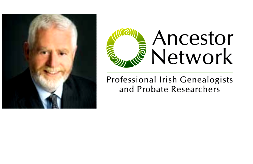 John Hamrock of Ancestor Network, a leading provider of Irish genealogy research