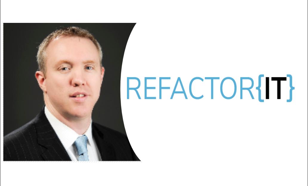 Martin Ryan - President & Co-Founder of RefactorIT