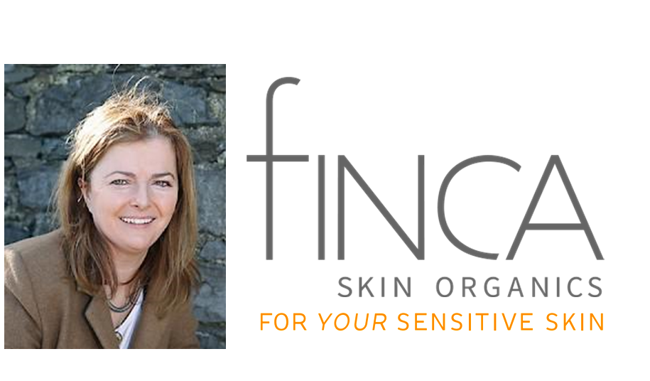 Finola Fegan - Founder of Finca Skin Organics