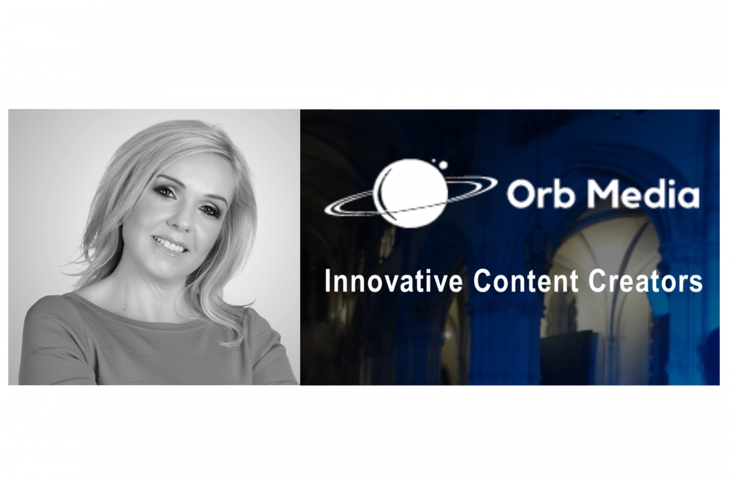 Ciara Sheahan CEO & Co-Founder of Orb Media