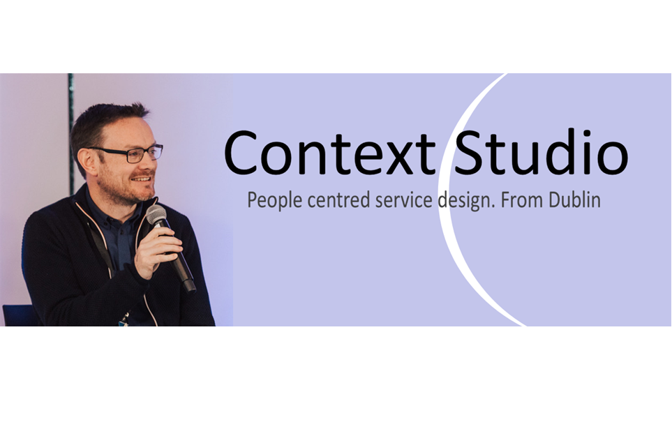 John Lynch Founder of Context Studio is a recognised design leader and a dedicated teacher of design skills.