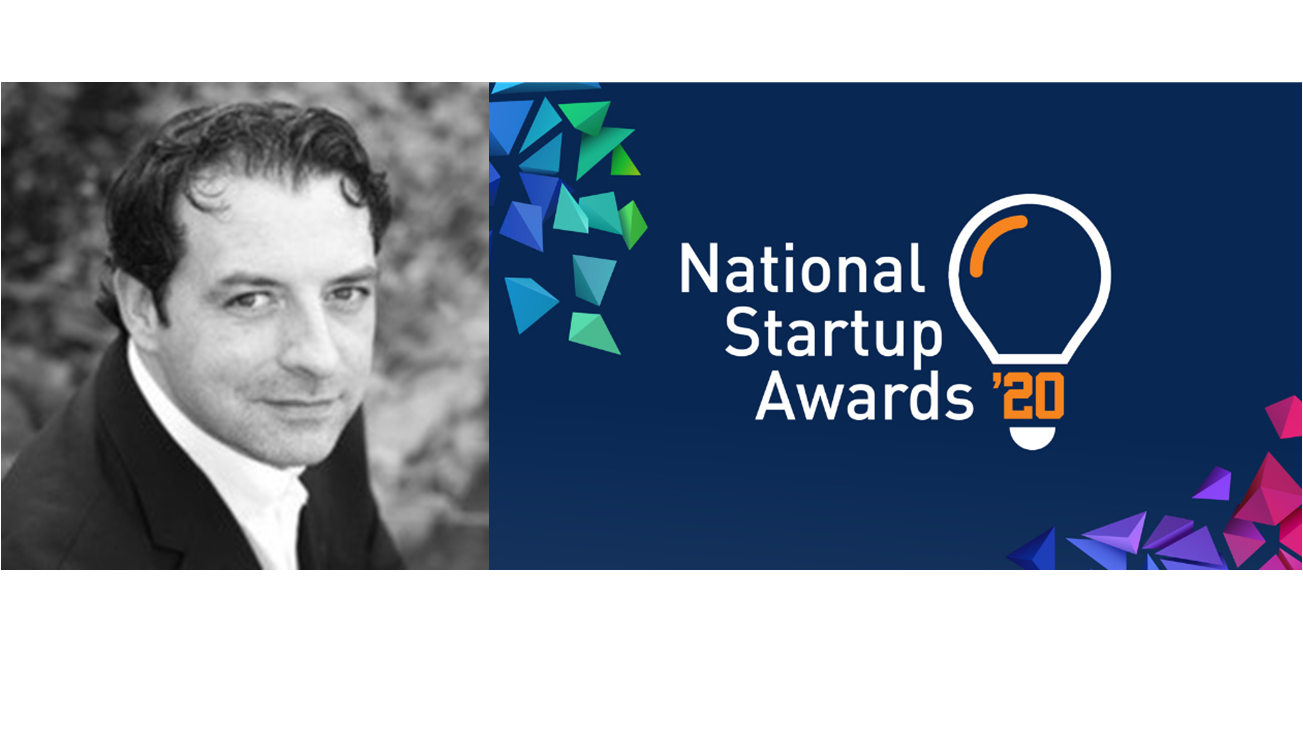 IIBN Member Stephen Dillon Launches the 2020 National Startup Awards