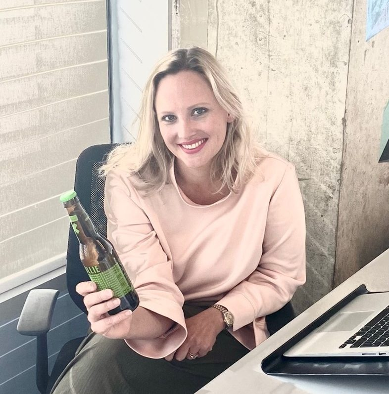 """""""We just keep hustling!"""": Laura Clacey, Founder of Sxolli Xider"""